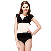 Cotton Strapless Front Busk Closure Corsets Daily Wear Shapewear