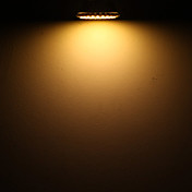 GU10 3.5W 60x3528SMD 250-350LM 2800-3200K Warm White Light LED Spot Bulb (220-240V)