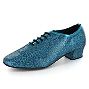 Customized Women's Sparkling Glitter Latin / Ballroom Dance Shoes(More Colors)