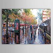 Hand Painted Oil Painting Landscape 1303-LS0265