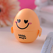Cute Egg Shaped Favor Box - Set of 12 (More Colors)