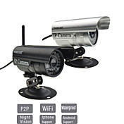 Wanscam - Outdoor MiNi Wireless Waterproof IR IP camera  with  Free P2P