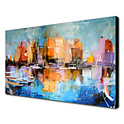 Hand Painted Oil Painting Abstract 1304-AB0455