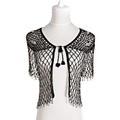 Nice Net Evening/Casual Wrap/Jacket(More Colors)