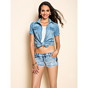 TS Denim Shirt