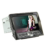 8-inch 2 Din TFT Screen In-Dash Car DVD Player For Hyundai Sonata 8 With Bluetooth,Navigation-Read GPS,iPod-Input,RDS,Canbus