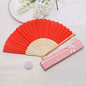 Personalized Silk Wave Style Hand Fan (More Colors)