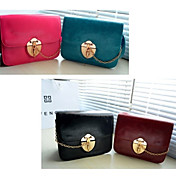 Stylish Candy Color Chain Dual-use Shoulder Bags