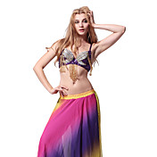 Performance Dancewear Sequins and Crystal Belly Dance Top More Colors