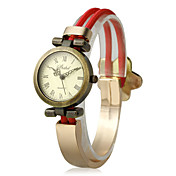 Rope Round Quartz Movement Women's Watch(More Colors)