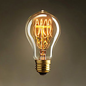 40W Retro Industry Style Incandescent Bulb Edison Version