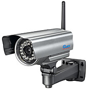 CoolCam - Outdoor Waterproof Wireless IP CoolCamera (M-JPEG, Support iPhone, Night Vision)