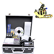 1 Machine Tattoo Kit with 7*15ML Colors Ink