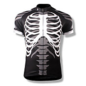 SPAKCT - Mens Cycling Short Sleeve Jerseys With 100% Polyester