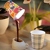 Creative Coffee Flow Lamp