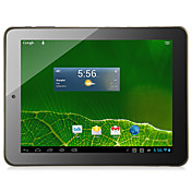 M80 - Quad Core 1024*768 HD Android 4.1.1 Tablet with 8 Inch Capacitive Touch Screen (8GB ROM/1GB RAM/1.5GHz/3G/Dual Camera)