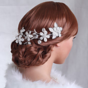 Fabulous Hand-made Hair Combs with Rhinestone for Wedding/Special Occasion Headpieces