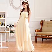 Women's Plus Size Chiffon Sequins Maxi Full Dress