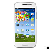 Android 2.3 Smartphone with 4.5 Inch Capacitive Touchscreen (Dual SIM,WiFi)
