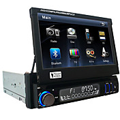 7 Inch 1Din Car DVD Player(Bluetooth, RDS)