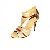 Customized Women's Sparkling Glitter Latin/Ballroom Dance Performance Shoes (More Colors)