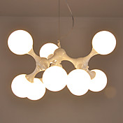 Stylish Fashion Modern 9 Light Pendant