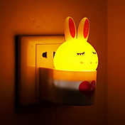 Cute Rabbit LED Night Lamp