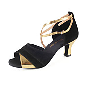Fashion Women's Suede Upper Latin Dance Shoes(More Colors)