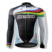 SPAKCT S13C22 Ultra-Thin 100% Polyester Cycling Long Sleeves Tops