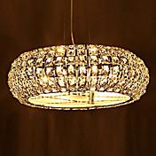 Modern Stylish Delicate 6 Light Pendant In UFO Shape