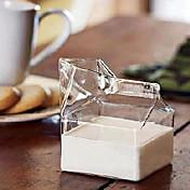 Milk Box Design Glass