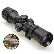 Leapers 3-9X32AO Mil-dot Reticle Riflescope for Hunting