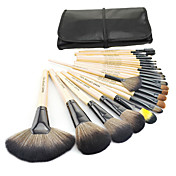 24Pcs Burlywood Professional Makeup Kit