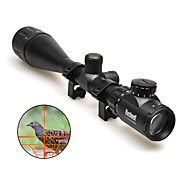 Bushnell 6-24X50 Riflescope with Red/Green Light Gun Scope