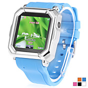 Iradish i900 - GSM Quad Band Smart Watch Phone(Bluetooth,Camera,Touch Screen)