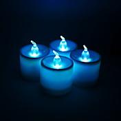 Flickering Flameless LED Light-Set of 12