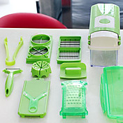 Fruit&Vegetable Nicer Dicer Plus Slicer Cutter Chopper Chop Potato Peelers Kitchen Tool