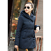 Women's Casual Loose Downcoat