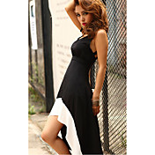 Women's Strap Sexy Sleeveless Fishtail Midi Dress