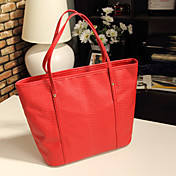 Women's Stylish Alligator Pattern Large Tote(Lining Color On Random)