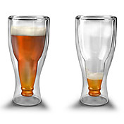 Creative Two-layers Beer Glassware