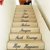 Believe Faith Words Wall Stickers