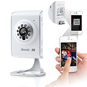 Zmodo Home Wireless IP Network WiFi 720P HD Security Camera Scan QR Code View