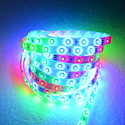 5M LED Strip Light In 54 Lamp Beads With Remote Control And Adapter