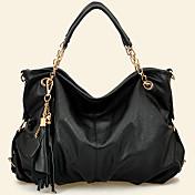 POLIS Women's Black 2013 New Model PoPUlar Korean Hot Sale Shoulder Bags