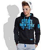 Men'S Slim Hoodie Sweater Outwear
