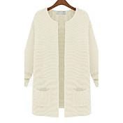 Women's Pocket Knitwear Coat