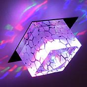 3W LED 10Cm Mini Crystal Ceiling Lamp Spotlight