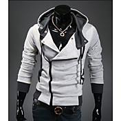 Manwear Men's Fit Hoodies(Light Gray)