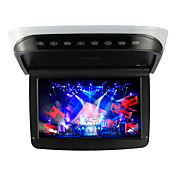 11.4 Inch Roof Mount Car DVD Player Support Support DVD,SD,USB,FM,IR,MP4,Wireless Game